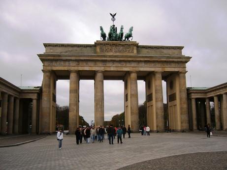 ブランデンブルク門①