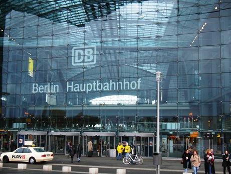 ベルリン中央駅②