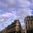パリの街並み⑦