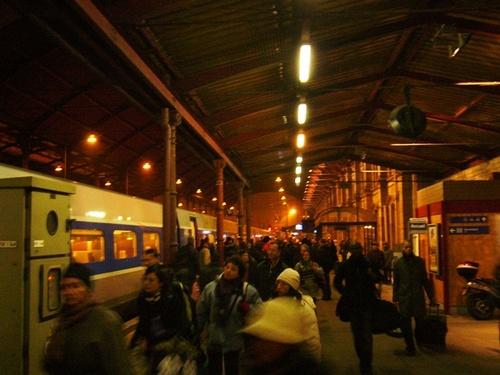 ストラスブルグ駅