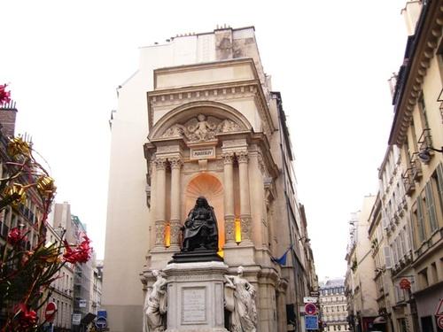 パリの街並み①