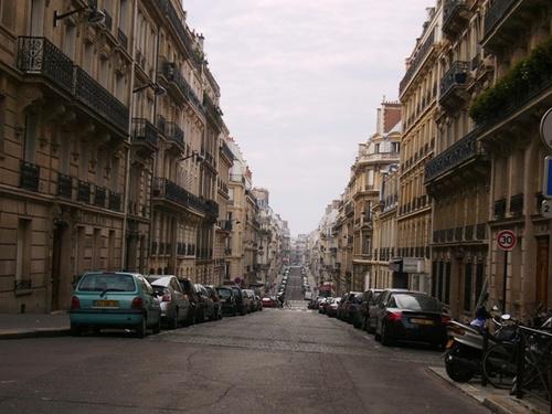 パリの街並み②