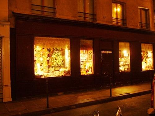 パリの小さな店②