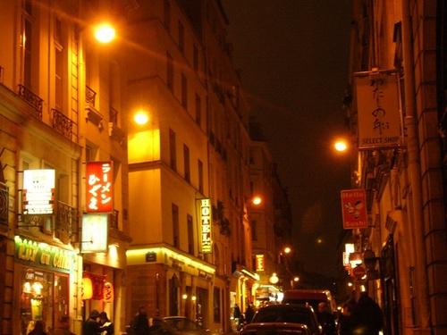 パリの街並み④