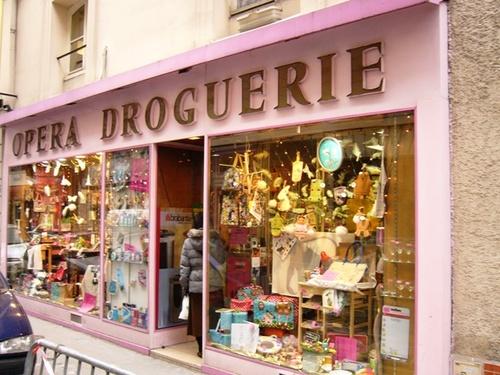 パリの小さな店④