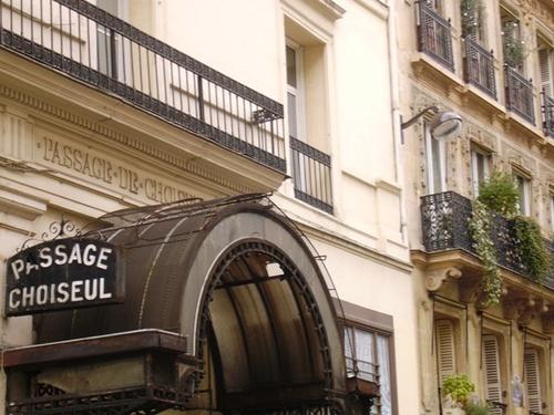 パリの街並み⑤