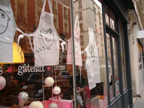 パリの小さな店⑧