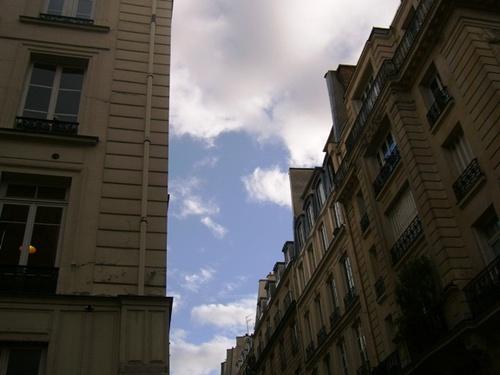パリの街並み⑥