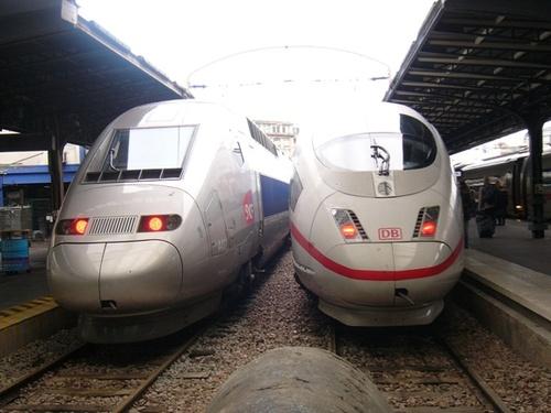 パリ東駅②