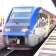 フランスの列車