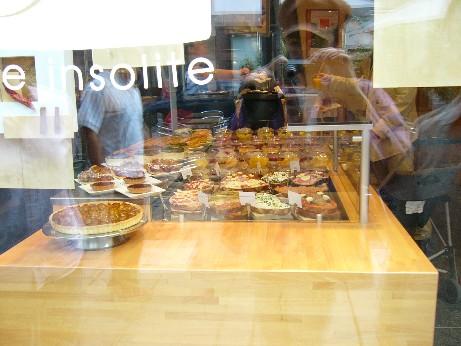 フランスのパン屋