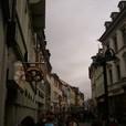 Heidelbergの街並