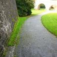 要塞の石垣
